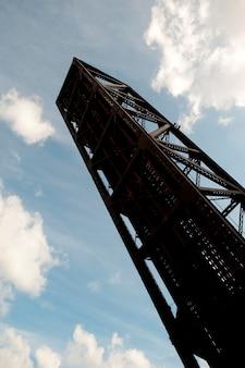 Chicago draw bridge