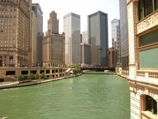 Chicago river  chicago