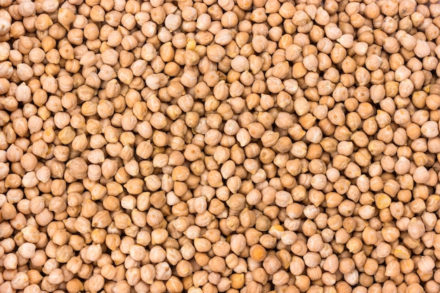 Chickpeas or texture