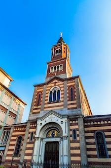 Chiesa di san giovanni evangelista in turin, italy