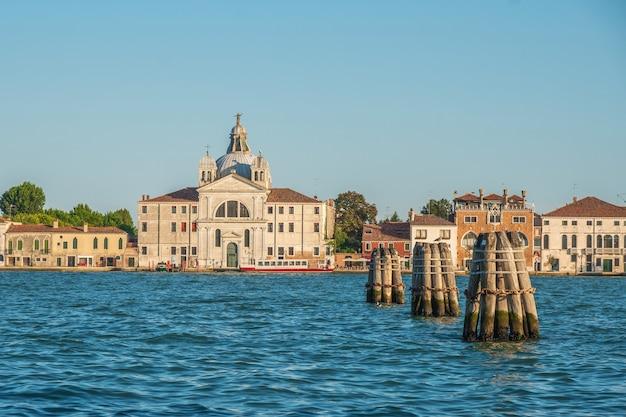Chiesa di santa maria della presentazione - церковь в венеции, италия.