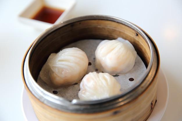 Chiese dumpling ha gow