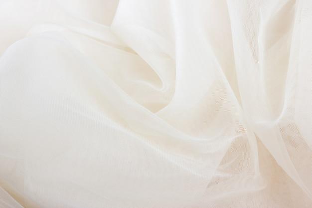 Шифон тюль ткань текстурированный фон