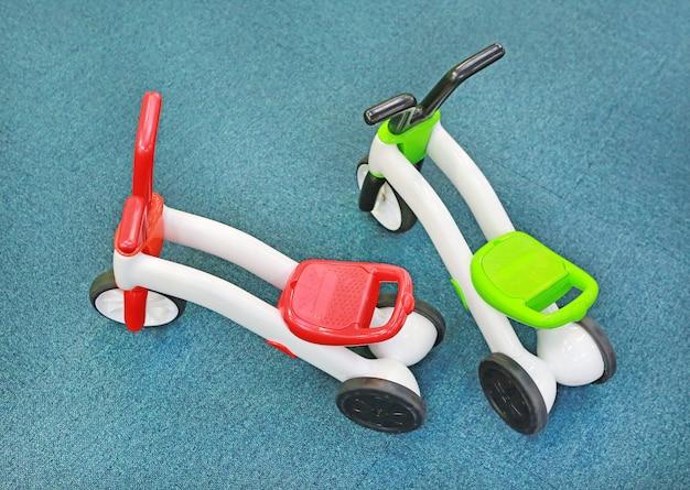 아기 놀이터 용 어린이 자전거