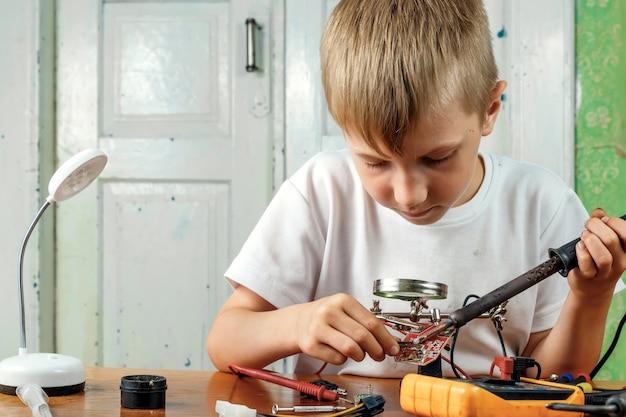 The child remotiruet microcircuit.