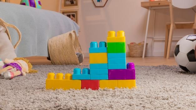 Child toys still life
