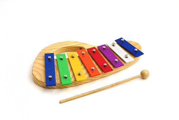 Child xylophone