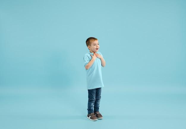 子供の頃と大きくて有名な未来についての夢。
