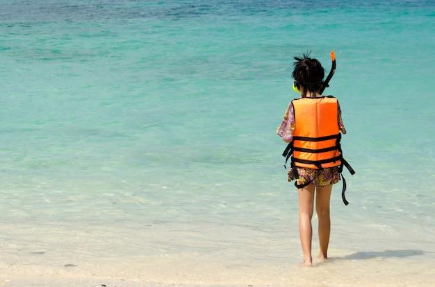 子供用オーシャンビーチ