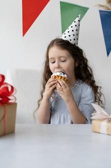 子供の誕生日パーティー。