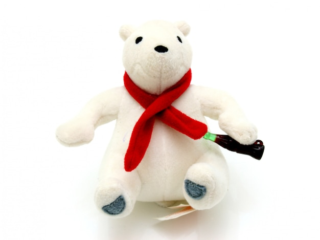 Children's bright beautiful soft toy for the child