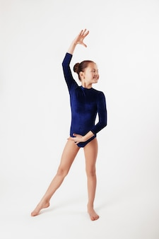 Children's gymnastics. the concept of sport and education