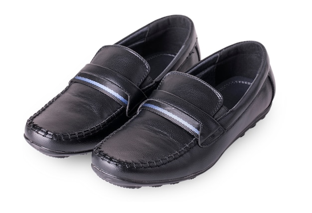 Children's shoes moccasins