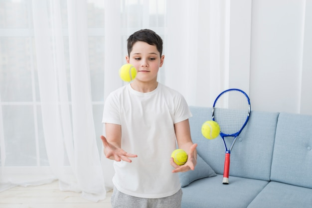 Children sport