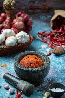 Чили карри и специи тайская еда