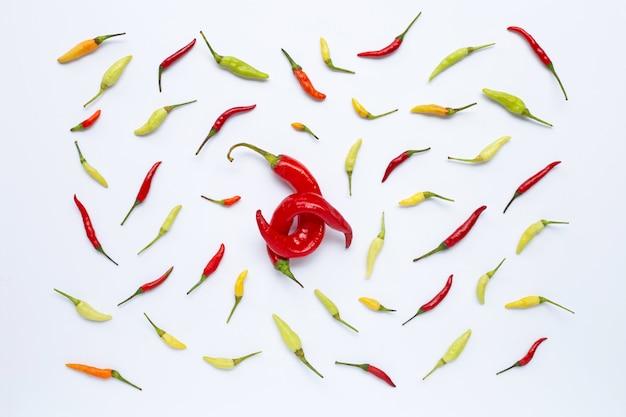 Chili pon white