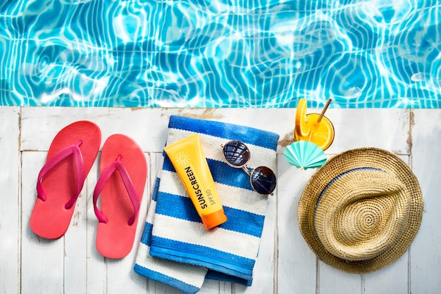 Летняя коллекция chill colorful leisure fresh concept