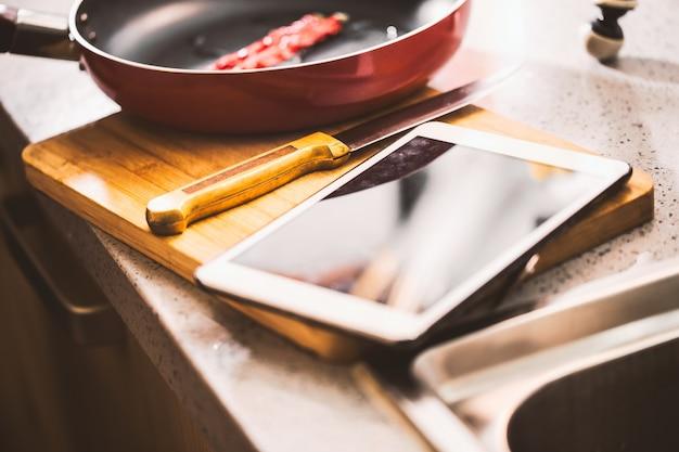 Chillies и нож