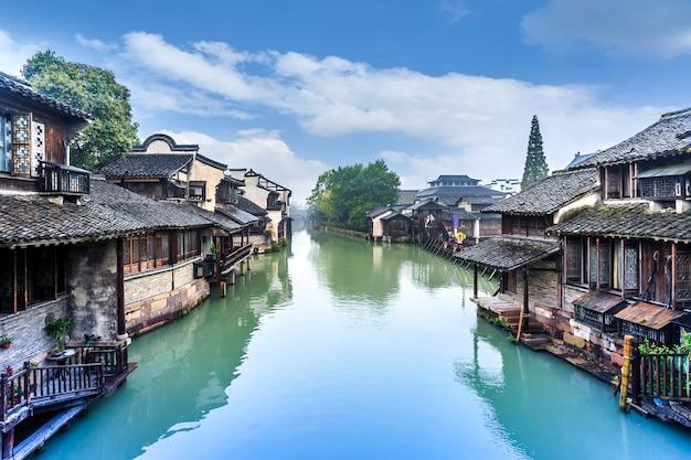 China ancient town, wuzhen