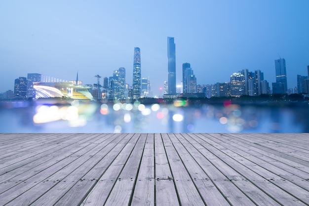China guangzhou pearl river, riverside skyscraper.