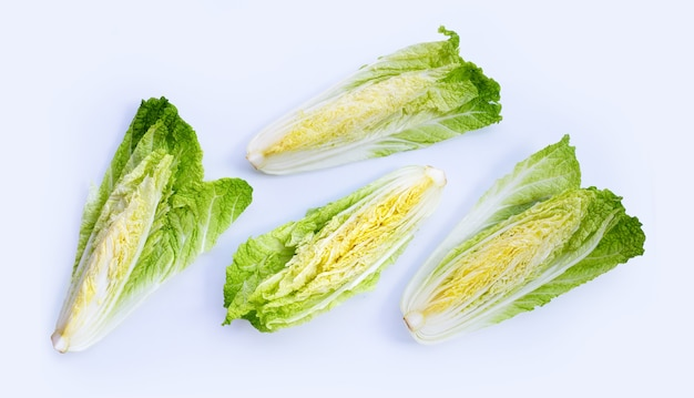 Chinese cabbage.