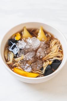 中国のデザートボウル(福起亜)-海南中国のデザート