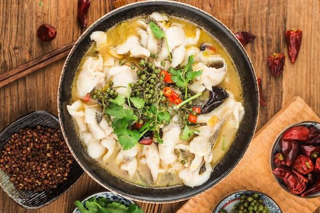 中華料理:おいしい漬物