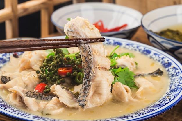 Китайская кухня: вкусная маринованная рыба