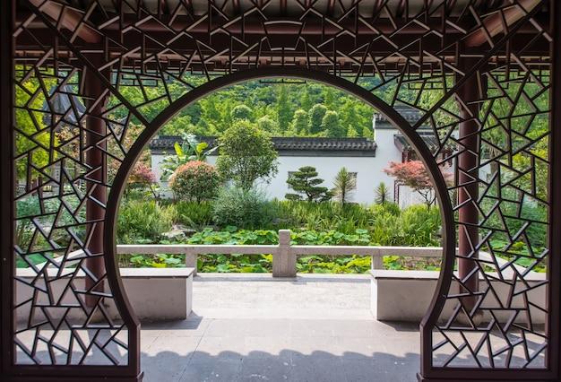 Chinese garden n zurich