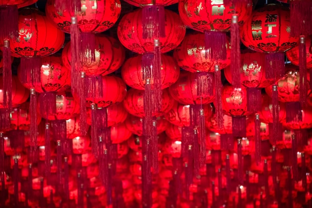 Chinese lantern for chinese new year festival