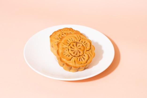 Китайский лунный пирог для фестиваля середины осени