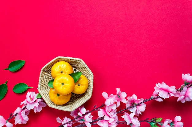 Китайский новый год фестиваля украшения.