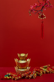 Chinese new year's decoration for festival