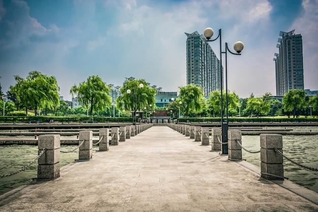 중국 공원