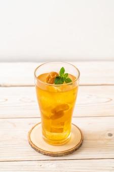 Сок китайской сливы