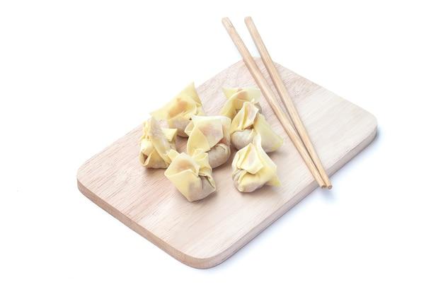 中国語の蒸し餃子