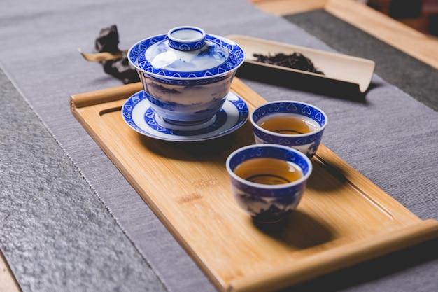 Китайский чайный сервиз