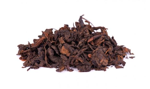 Китайский чай шоу пуэр