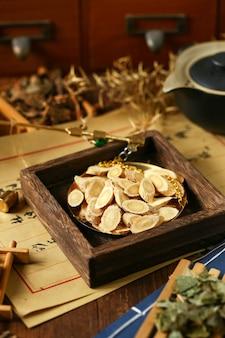 製鉄所での中国の伝統的な漢方薬翻訳は中国の漢方療法として読みます