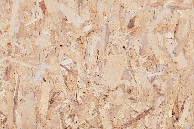 Chipboard board texture. recycled pressed wood chips