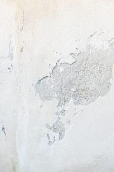 Chipping paint wall