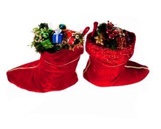 Chirstmas stockings  celebration