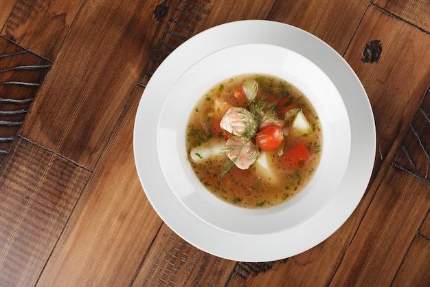 チョブラ-伝統的な中東のスープ