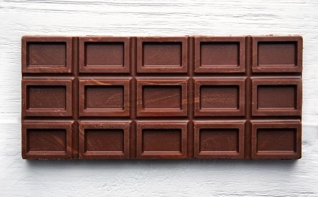 チョコレートバー、クローズアップ