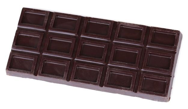 白のチョコレートバー