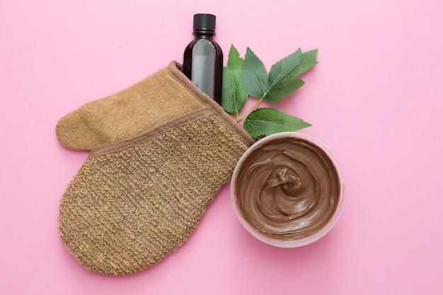 Шоколадное обертывание. органическая, натуральная косметика.