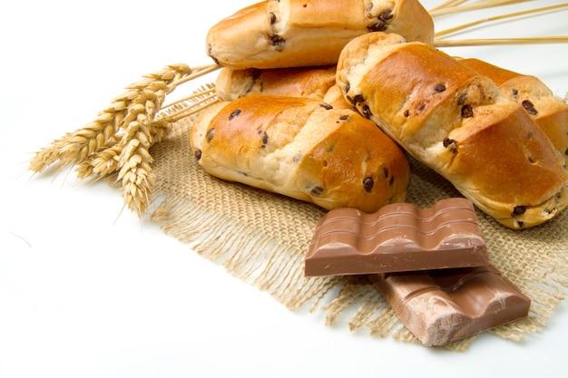 Шоколадный хлеб