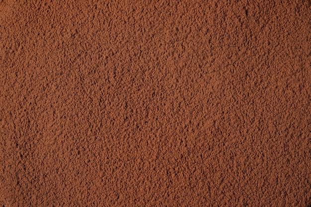 チョコレート茶色の壁のテクスチャレンガの背景
