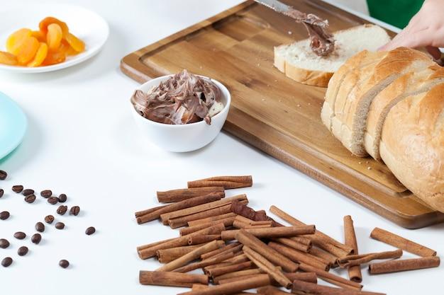 チョコレートバター