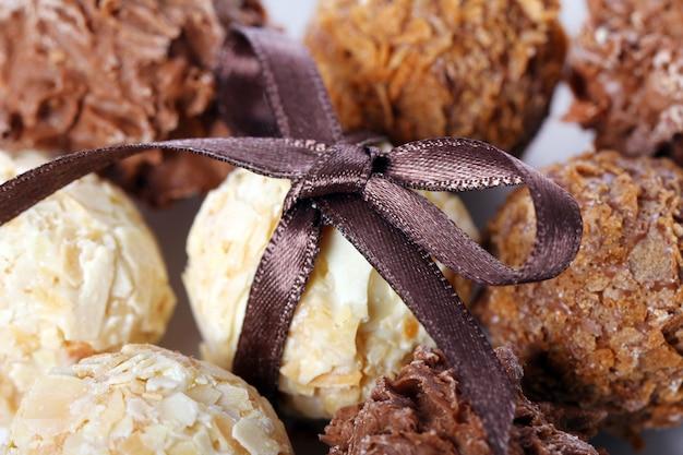 Caramelle al cioccolato